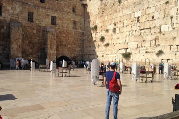 oscar en jerusalem