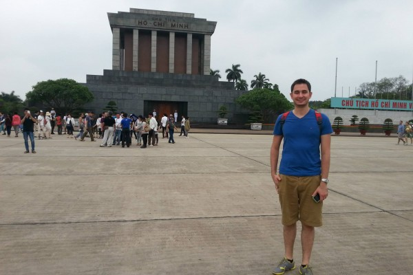 oscar en vietnam