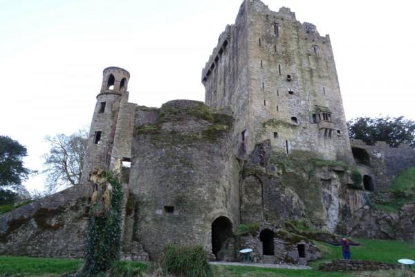 Castillo Blarney Irlanda
