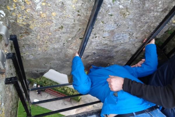 Castillo Blarney Irlanda piedra