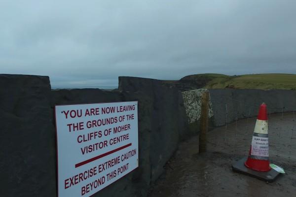 acantilados moher salida parque irlanda