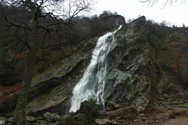 cascada powercourt irlanda