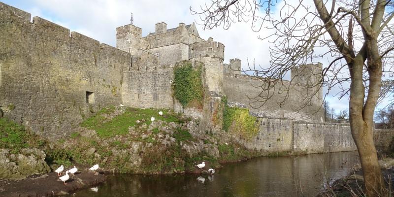 Castillos en ruinas y el Titanic: Rock of Cashel, Cobh, Cork, Castillo de Blarney