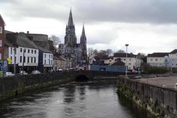 cork san finbar rio lee irlanda
