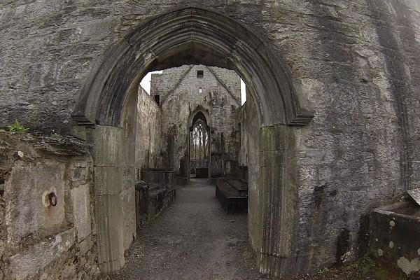 muckross abadia ruinas killarney irlanda