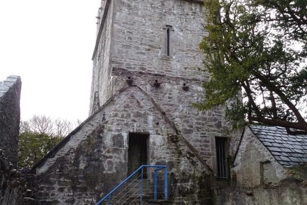 muckross abadia torre killarney irlanda