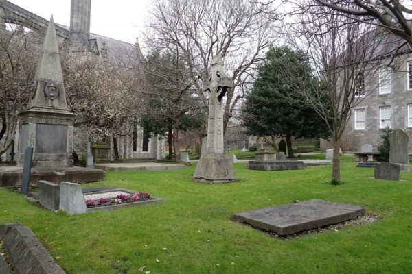 san patricio cementerio
