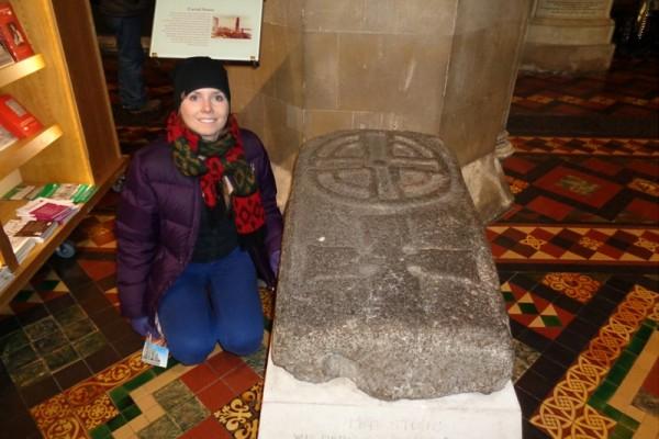 san patricio cruz celta