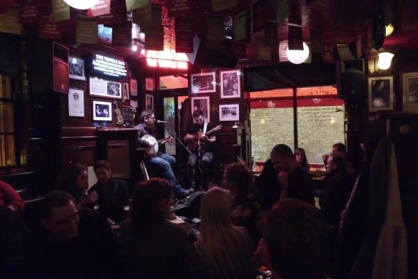 temple bar dublin irlanda musica
