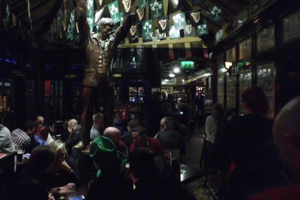 temple bar dublin irlanda zonas