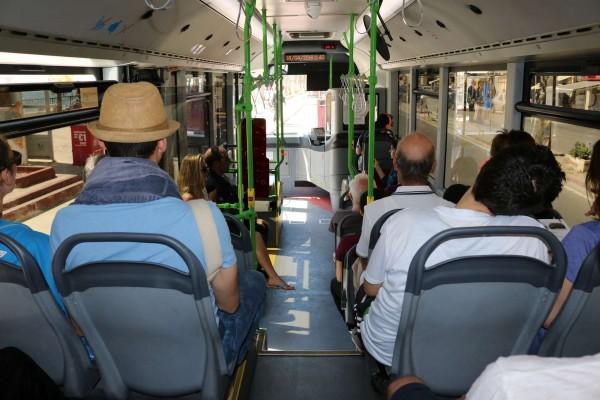 autobus malta interior valeta