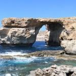En moto por Malta: Azure Window y el Pueblo de Popeye