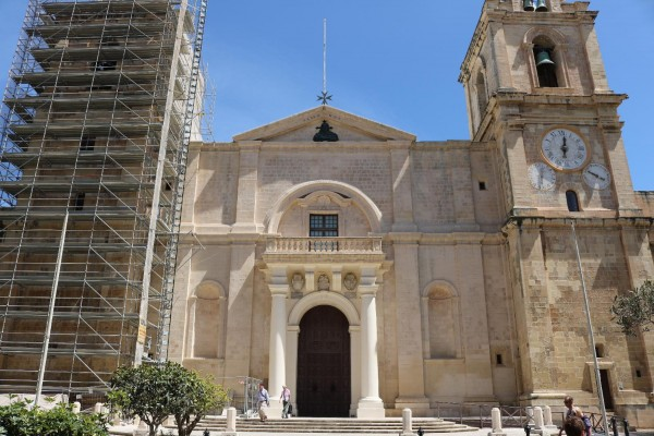 co catedral valeta malta