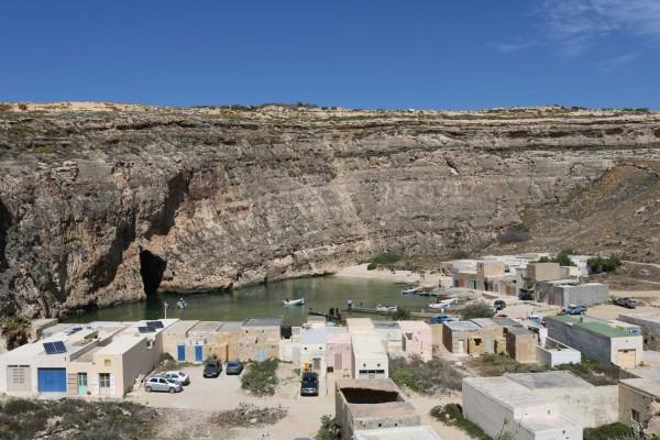 entrada mar malta