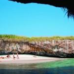 Cerrada la Playa del Amor en las Islas Marietas!