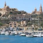 Hacia Malta y el hospedaje
