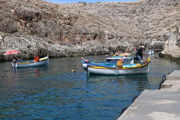embarcadero blue grotto malta
