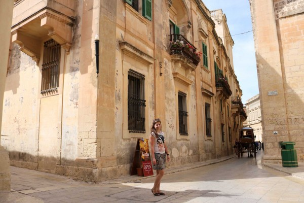 mdina malta calles