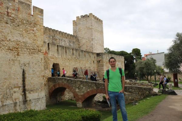 castillo san jorge lisboa portugal