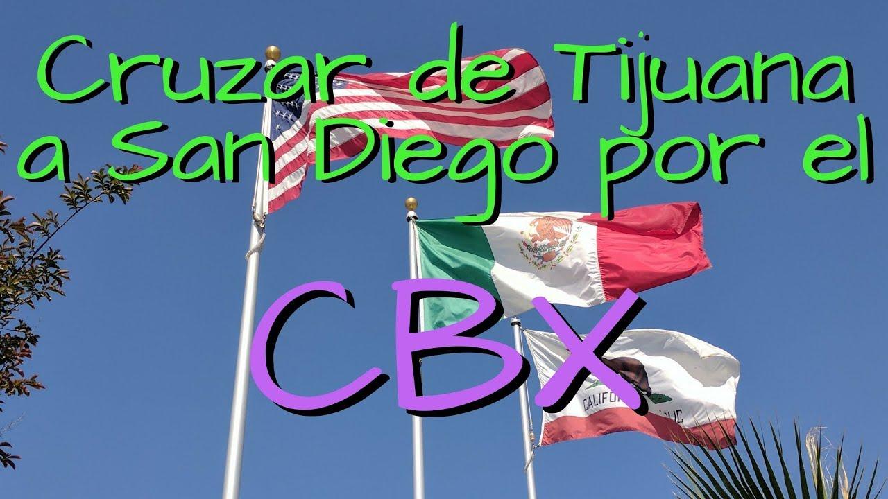 Vuela a Tijuana y aterriza en San Diego!!