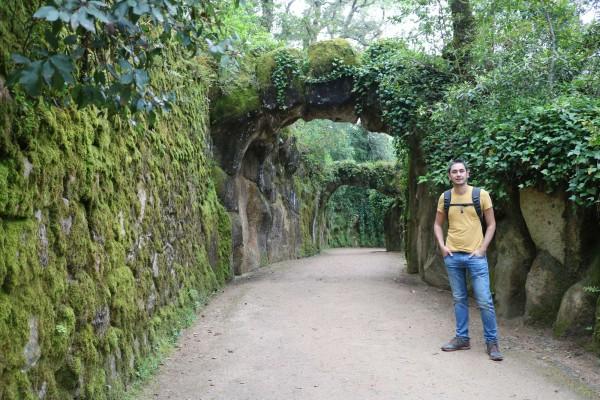 caminos quinta de la regaleira sintra portugal