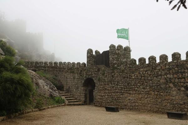 castillo de los moros sintra portugal