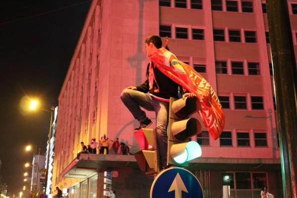 celebracion benfica lisboa portugal