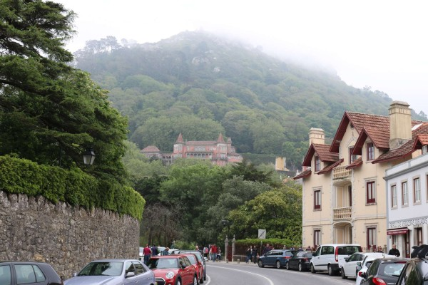 colina en sintra portugal