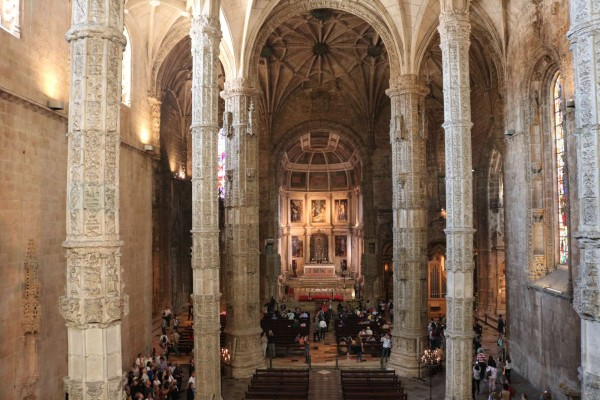 iglesia santa maria lisboa portugal