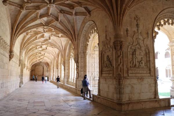 monasterio jeronimos grabados lisboa portugal