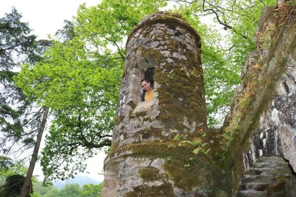 torre quinta de la regaleira sintra portugal