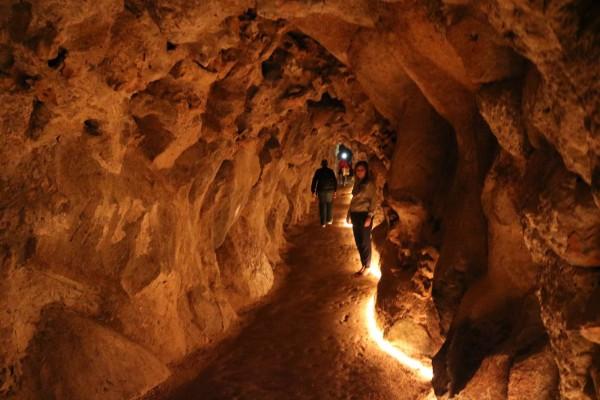 tuneles quinta de la regaleira sintra portugal