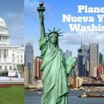 Planeando Nueva York y Washington: 19-25 Octubre, 2016