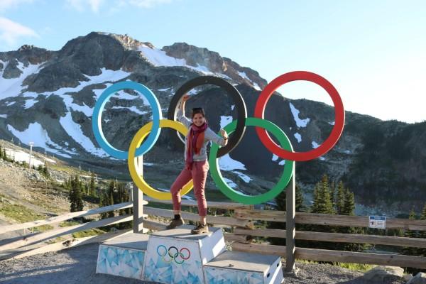 montaña juegos olimpicos de invierno whistler canada