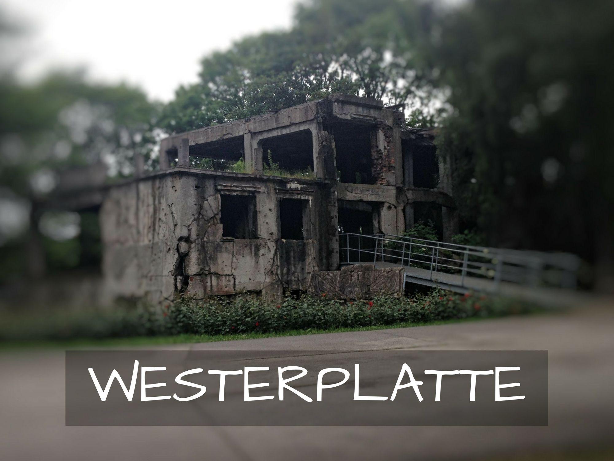 Westerplatte: El inicio de la Segunda Guerra Mundial hace 77 años!