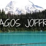 Lagos Joffre: 3 increíbles lagos al pie del glaciar Matier