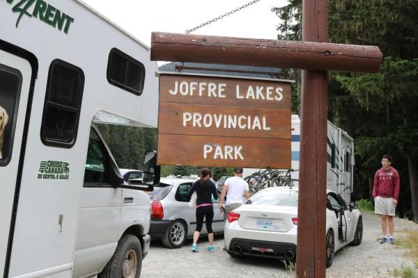 joffre lakes como ir desde vancouver
