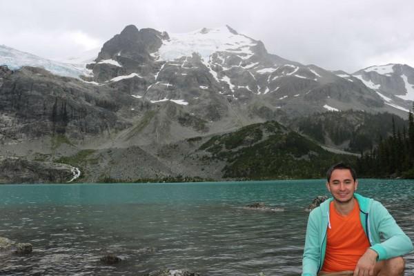 lagos cerca de vancouver lagos joffre