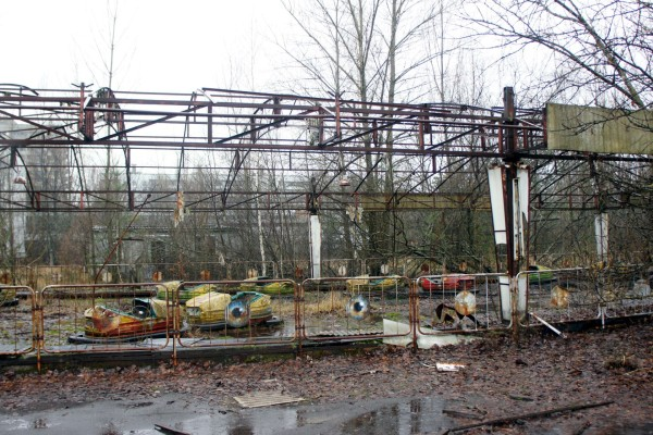 parque diversiones fantasma ucrania abandonado