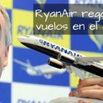 Vuelos gratis con RyanAir… en el futuro no muy lejano!!