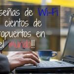 Internet gratis en aeropuertos de todo el mundo!!