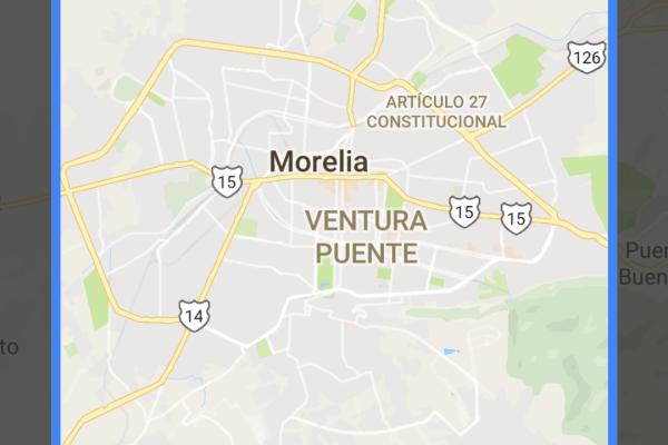 iphone android mapas de google sin datos