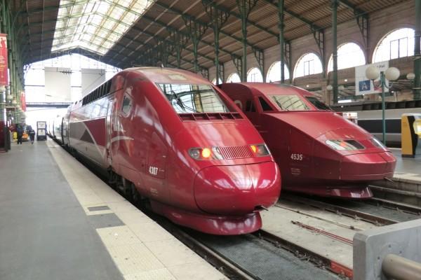 como viajar en tren de paris a bruselas como viajar en tren de amsterdam a bruselas thalys