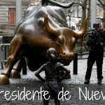 """La niña sin Miedo"" llega a desafiar al ""Toro de Wall Street"" en Nueva York!"