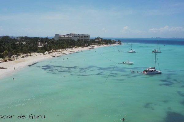 isla mujeres playa norte mejor playa de mexico