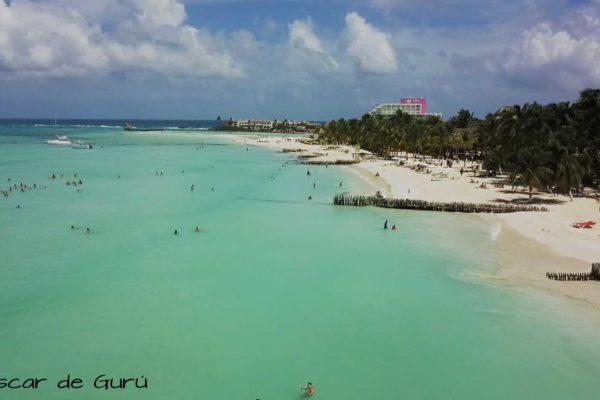 mejor playa de mexico isla mujeres playa norte