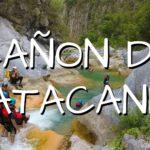 Cañon de Matacanes: Rappel y cañonismo a solo 2.5 horas de Monterrey!