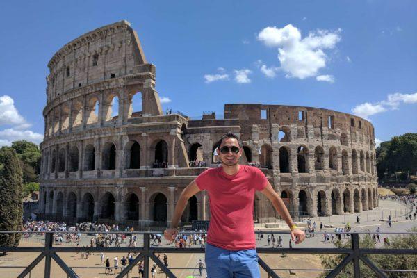 que hacer en roma coliseo italia