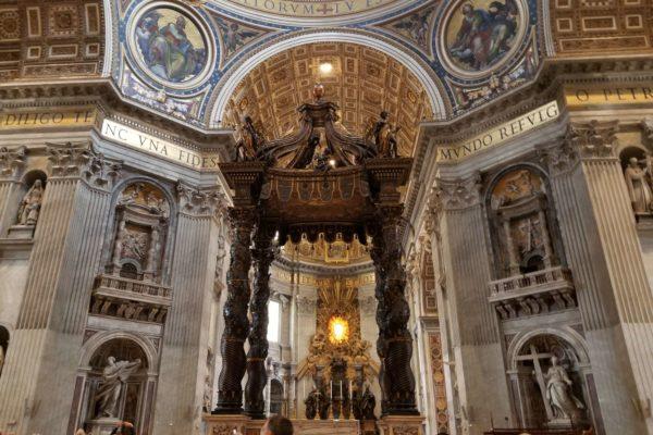 roma en 1 dia basilica de san pedro italia