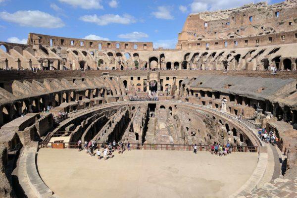 roma en 1 dia coliseo italia
